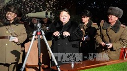 Triều Tiên không sợ hãi và cũng không né tránh chiến tranh