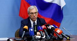 Nga chỉ trích NATO từ chối hợp tác chống khủng bố