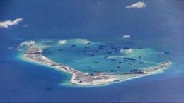 Đô đốc Mỹ cáo buộc Trung Quốc thay đổi bối cảnh tự nhiên, chính trị tại Biển Đông