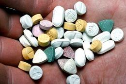 Bị kiểm tra hành chính, đối tượng tự giao nộp 173 viên ma túy tổng hợp và 1 gói heroin