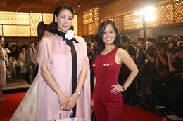 Ngắm dàn sao Việt 'khủng' tại thảm đỏ Tuần lễ thời trang quốc tế 2017