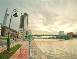 Khám phá cây cầu cổ xưa nhất giữa lòng Thành phố mang tên Bác