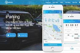 Hôm nay (1/5), Hà Nội bắt đầu thí điểm quản lý chỗ đỗ xe ôtô bằng điện thoại thông minh