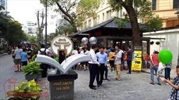 Phố sách Xuân Mậu Tuất 2018 khai mạc mùng 3 Tết