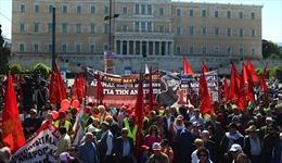 Biểu tình phản đối chính phủ tại Hy Lạp và Thổ Nhĩ Kỳ