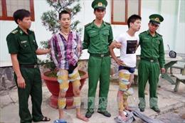 Tây Ninh: Bắt giữ 21 kg ma túy vận chuyển từ Campuchia về Việt Nam