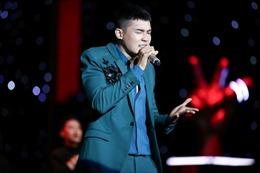 Đào Tín The Voice: 'Khi anh ra đi, quá khứ còn lại gì'