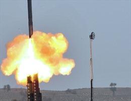 Ấn Độ thử thành công tên lửa BrahMos tấn công từ mặt đất