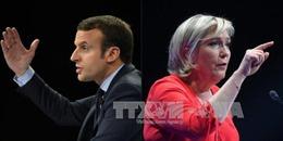 Hai ứng viên tổng thống Pháp tranh luận nảy lửa trên truyền hình