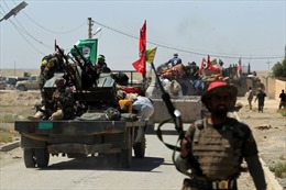 Iraq sẽ phát động chiến dịch tấn công IS