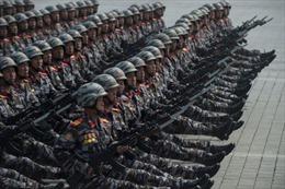 Tư lệnh Hàn Quốc thị sát khu vực gần biên giới Triều Tiên