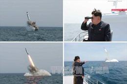 Mỹ: Triều Tiên phát triển vũ khí xuyên thủng hệ thống phòng thử tên lửa THAAD