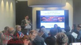 Việt Nam thu hút sự quan tâm ngày càng lớn của các doanh nghiệp Pháp