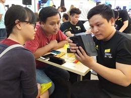 Thế Giới Di Động dẫn đầu toàn thị trường về số bán cặp đôi Galaxy S8 và S8 Plus