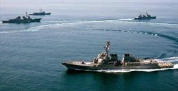 Mỹ, Philippines thảo luận về vấn đề Biển Đông