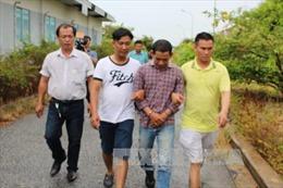 Công an Trà Vinh họp báo về kết quả phá vụ án cướp ngân hàng Vietcombank