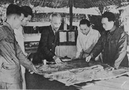 Sự nghiệp Chủ tịch Hồ Chí Minh lên sóng trực tiếp truyền hình Ai Cập