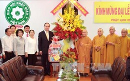 Tiếp tục phát huy truyền thống tốt đẹp của Giáo hội Phật giáo Việt Nam