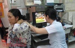 Mỗi năm có khoảng 120.000 ca mắc mới ung thư tại Việt Nam
