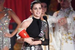MTV Movie and TV 2017 tôn vinh Emma Watson