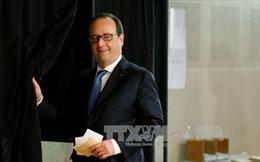 Tổng thống Pháp Hollande thực hiện chuyến công du nước ngoài cuối cùng