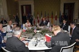 G-7 chuẩn bị nhóm họp lần đầu kể từ khi ông Trump nhậm chức, ông Macron thắng cử