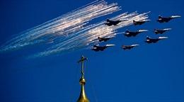 Nước Nga kỷ niệm 72 năm Ngày Chiến thắng vĩ đại
