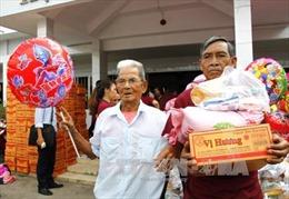 Tặng hơn 1.000 phần quà cho nạn nhân chất độc da cam và người khiếm thị