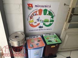 TP Hồ Chí Minh bắt đầu phân loại rác tại nguồn đại trà từ ngày 11/5 để giảm ô nhiễm