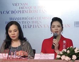Lý Nhã Kỳ tài trợ 1 triệu Euro cho quảng bá du lịch và điện ảnh Việt Nam tại LHP Cannes lần thứ 70