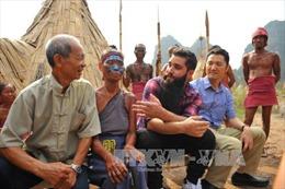 Đạo diễn 'Kong: Skull Island' thăm lại phim trường tại Ninh Bình