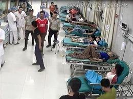 Nhiều bất ngờ trong nghi án côn đồ dùng súng gây rối tại Bệnh viện Hùng Vương