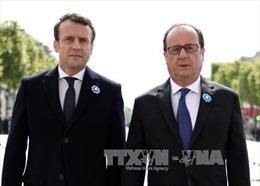 Lễ chuyển giao quyền lực cho Tổng thống đắc cử Pháp diễn ra ngày 14/5