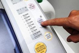 Tại sao nên mua máy giặt có nhiều chế độ giặt khác nhau?