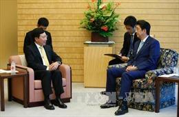 Phó Thủ tướng Phạm Bình Minh thăm Nhật Bản