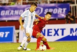 Thi đấu không hiệu quả, U20 Việt Nam thua đậm 1 - 4