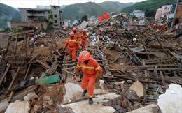 Động đất làm 8 người chết ở Trung Quốc