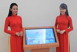 Khai mạc hội chợ, triển lãm ngành công nghệ thông tin, điện tử, viễn thông tại TP Hồ Chí Minh