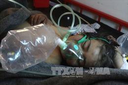 Cảnh báo nguy cơ tấn công vũ khí hóa học gia tăng ở Nga