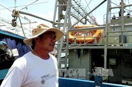 Ngư dân bức xúc vì tàu cá vỏ thép đóng mới liên tục bị sự cố