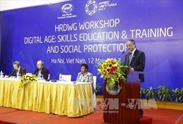 APEC 2017: Hợp tác trong lĩnh vực lao động, đảm bảo an sinh xã hội