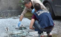 Hai vụ nổ tại bưu điện trung tâm thủ đô Rome