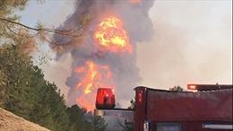 Ăn cắp nhiên liệu, 4 người thiệt mạng vì nổ đường ống