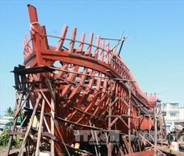 Kiểm soát chặt việc đóng mới tàu cá theo quy hoạch