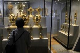 'Vương miện của Đức Mẹ' từ thế kỷ 19 trị giá hơn 1 triệu euro bị đánh cắp