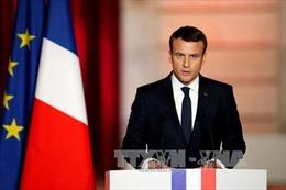Tổng thống Pháp thừa nhận các cuộc không kích Syria không mang lại kết quả