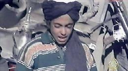 'Quý tử' của Bin Laden sẽ nhắm vào nước Mỹ trả thù cho cha?