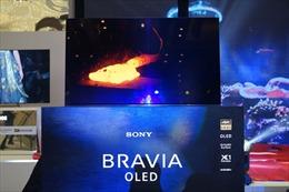 Sony Việt Nam ra mắt TV 4K HDR 2017
