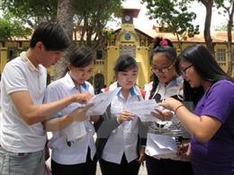 Đổi mới phương pháp ôn thi dựa trên đề thi tham khảo THPT quốc gia 2017