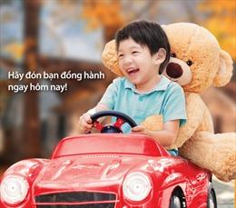 'Quà tặng đồng hành' từ PRUDENTIAL Việt Nam